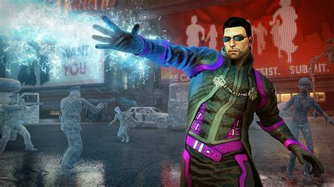 saints row iv hands  preview  xbox  cheat code