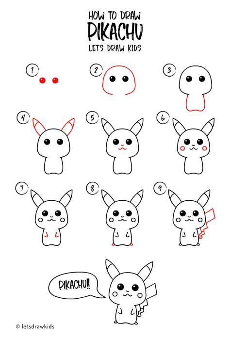 image result    draw pikachu art projects art