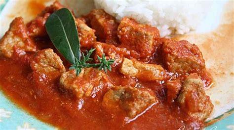 comment cuisiner du sauté de porc sauté de porc au paprika recette par by acb 4 you