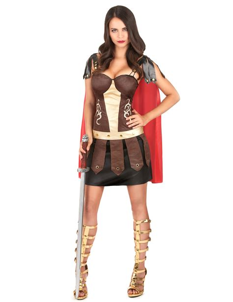 Roman gladiator costume for women   Vegaoo.co.uk: online fancy dress costumes and party accessories