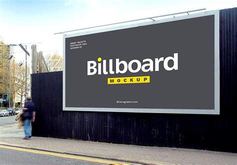 billboard  mockup set  psd files mockup world hq