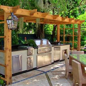Outdoor, Barbecue, Area, Ideas