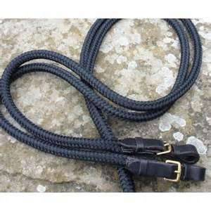 Rope Reins with Buckles