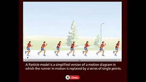 P U0026p - Ch 2 - Motion Diagram Vs  Particle Model