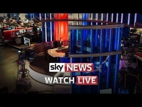 Sky News Live   Sky news, Tv live online, Live news