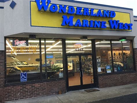 Boat Dealers Near My Location by Marine West 4265 Dixie Hwy Waterford Mi 48329
