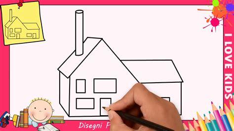Disegnare Casa by Disegno Casa Per Bambini Ze51 187 Regardsdefemmes