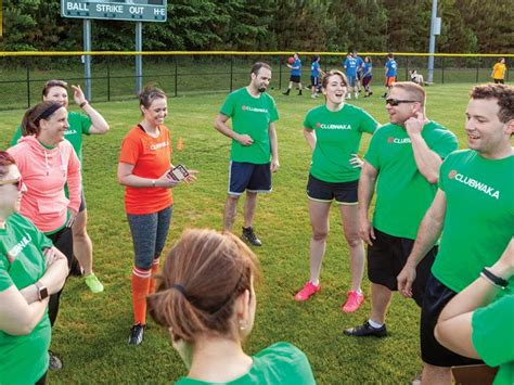 Team Up with an Adult Sport - The Local Scoop
