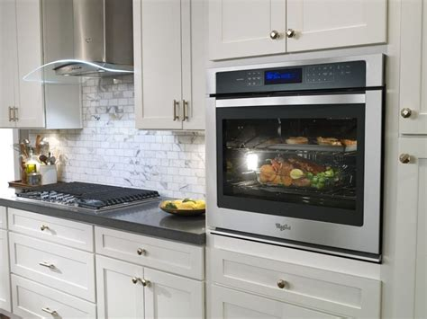 Kitchen Oven Wall by Wos97es0es Whirlpool 30 Quot Electric Wall Oven Convection