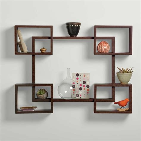 Wood Wall Shelves by Wood Wall Shelves Runa