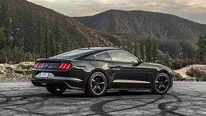 2019 Ford Mustang Bullitt quick spin review | Autoblog