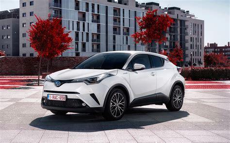 toyota  hr euro spec review auto car update