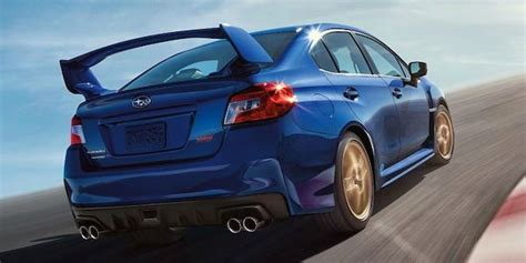 Why Rallybred 2015 Subaru Wrx Sti Has No Competition