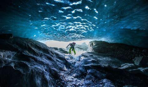 icy wonderland incredible pictures  secret austrian
