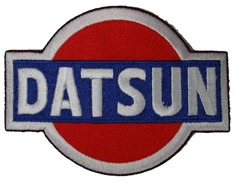 Datsun Logo by Datsun Logo Patch