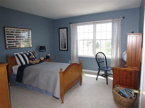 male teenage room idea colours  grey design teen boy