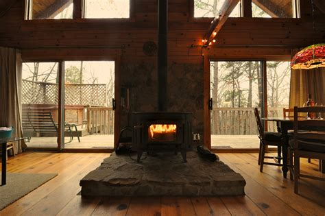 Elm Fireplaces by Warm Up The Old Fashioned Way With A Wood Burning Stove