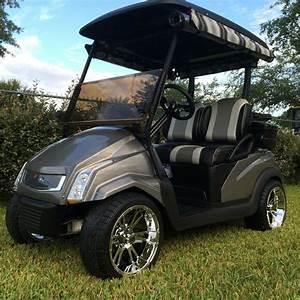 Golf Cart Body Kit For Club Car Precedent Silver