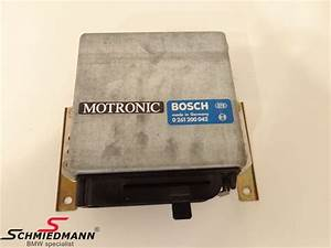 Bmw E30 - Injektionbox    Relays Etc  - Schmiedmann