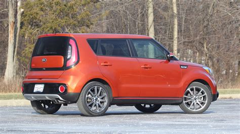 Reviews For Kia Soul by 2017 Kia Soul Review Getting Better All The Time
