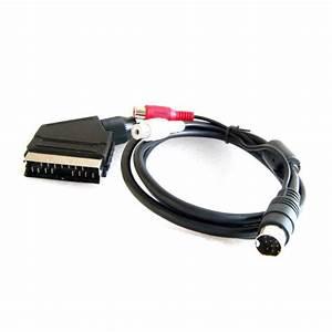 Cable Peritel Vers Hdmi : cable peritel certifi pour freebox c ble tv vid o ~ Dailycaller-alerts.com Idées de Décoration