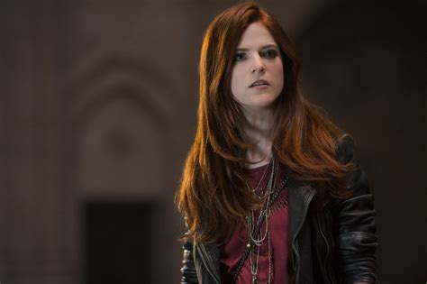rose leslie   witch hunter posters promos