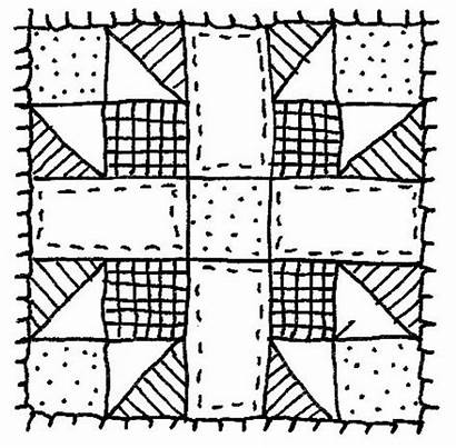 Quilt Clip Clipart Pattern Quilting Google Square