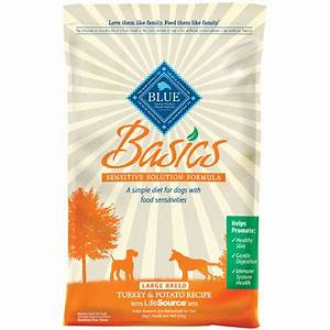blue buffalo basics large breed dry dog food 1800petmeds With blue basics dog food