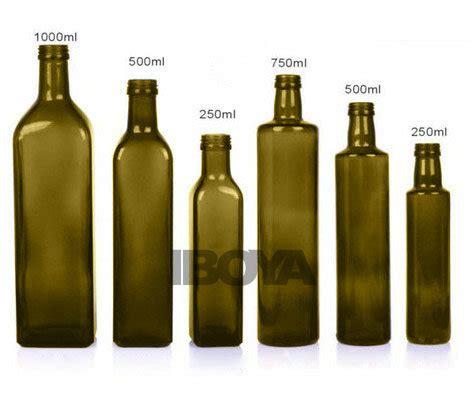 The biggest source of free photorealistic bottle mockups online! Food Grade 250ml Antique Green Dorica Olive Oil Glass ...