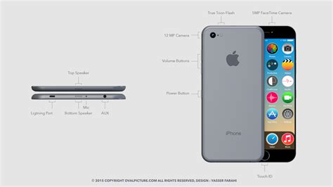 iphone 7 specification apple iphone 7 concept and specifications