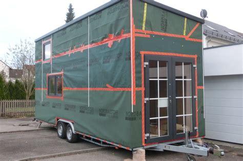 Tiny Häuser Fichtelgebirge by Tiny Movement Ein Modernes Haus Auf R 228 Dern Startnext