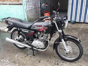 2016 Kawasaki Barako 175 In Santa Rosa City  Laguna