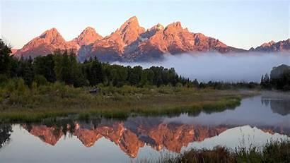 Grand Tetons Teton National Park Wyoming Idaho