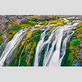 Waterfall in sp...