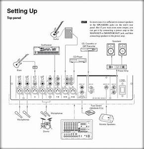 Line Array Pa System Wiring Diagram
