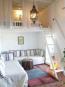 Kleines Zimmer Für 2 Einrichten : die kleine wohnung einrichten mit hochhbett freshouse ~ Bigdaddyawards.com Haus und Dekorationen