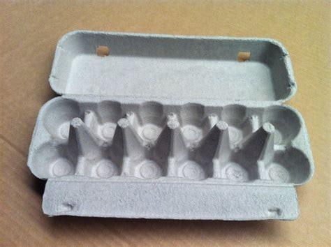 Egg Cartons, 1doz Plain, Flat Top (crt Of 130