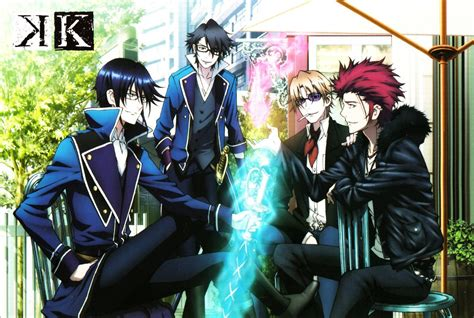 Anime K Wallpaper - アニメ k 画像集 naver まとめ