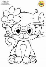Coloring Pages Cuties Preschool Printables Animal Bojanke Colouring Books Kindergarten Slatkice Bontontv Animals Worksheets Za Djecu Youths Unicorn Dessin Bonton sketch template