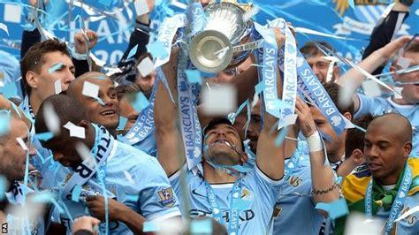 Manchester City Wins English Premier League Title ...