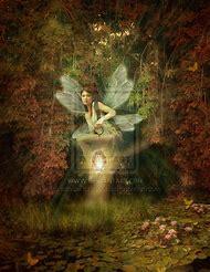 Mystical Magical Forest Fairy