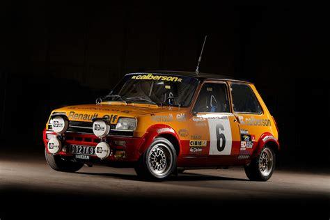 La Renault 5 Alpine Du Rallye Monte-carlo 1978