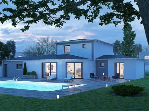 projets d architecte terre demeure contructeur de maisons individuelles en ile de