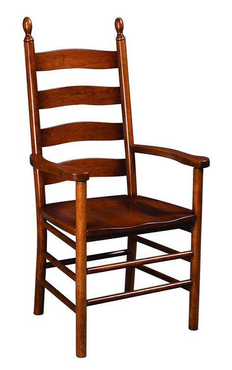 shaker ladderback dining chair town country furniture
