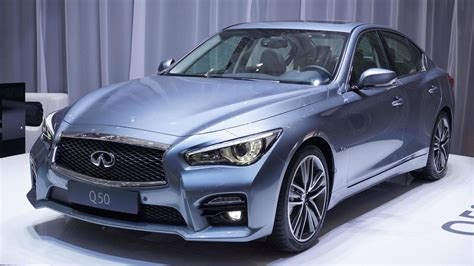 Upcoming Cars; 2019 Infiniti Q50 Hybrid Release Date And
