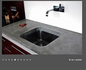 Küche Beton Arbeitsplatte : arbeitsplatte beton k che pinterest arbeitsplatte marmor und holz ~ Sanjose-hotels-ca.com Haus und Dekorationen