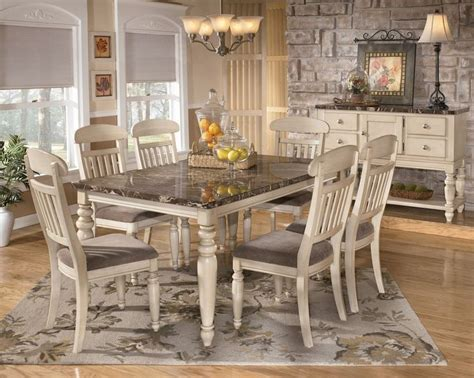 dining room sets buy manadell casual dining room set