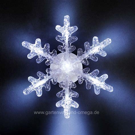 Weihnachtsdeko Fenster Schneeflocke by Led Schneeflocke Fensterdekoration Mit Saughalter