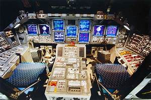 Nasa unveils control room of the Orion capsule in images ...