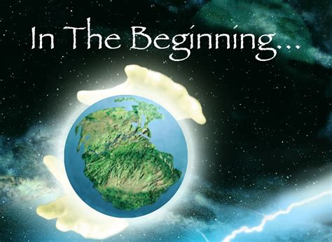 The Evolution Of Creation Apophatica